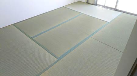 大田区畳屋の工事日記