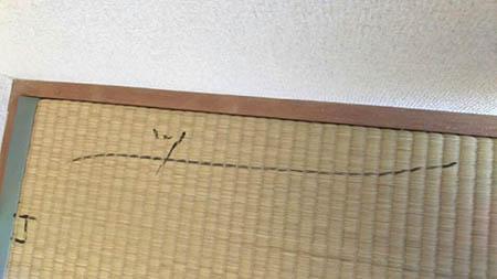 大田区畳beforeオオタケ