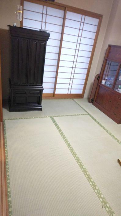 江東区畳屋工事